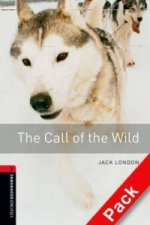 OXFORD BOOKWORMS LIBRARY New Edition 3 THE CALL OF THE WILD with AUDIO CD PACK