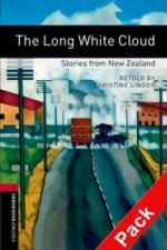 Oxford Bookworms Library: Level 3:: The Long White Cloud - Stories from New Zealand audio CD pack