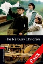OXFORD BOOKWORMS LIBRARY New Edition 3 THE RAILWAY CHILDREN with AUDIO CD PACK