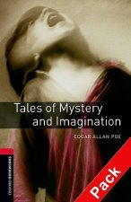 OXFORD BOOKWORMS LIBRARY New Edition 3 TALES OF MYSTERY AND IMAGINATION with AUDIO CD PACK