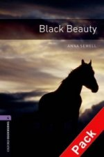 OXFORD BOOKWORMS LIBRARY New Edition 4 BLACK BEAUTY with AUDIO CD PACK