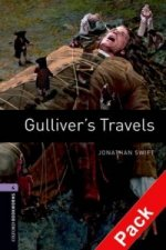 OXFORD BOOKWORMS LIBRARY New Edition 4 GULLIVER'S TRAVELS with AUDIO CD PACK