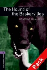 OXFORD BOOKWORMS LIBRARY New Edition 4 HOUND OF BASKERVILLES with AUDIO CD PACK