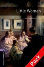 OXFORD BOOKWORMS LIBRARY New Edition 4 LITTLE WOMEN with AUDIO CD PACK