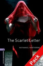 Oxford Bookworms Library: Level 4:: The Scarlet Letter audio CD pack