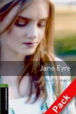 OXFORD BOOKWORMS LIBRARY New Edition 6 JANE EYRE with AUDIO CD PACK