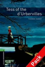 Oxford Bookworms Library: Level 6:: Tess of the d'Urbervilles audio CD pack