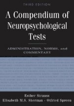 Compendium of Neuropsychological Tests