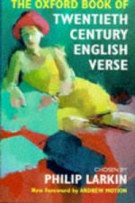 Oxford Book of Twentieth-century English Verse