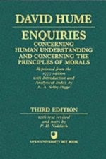 Enquiries Concerning Human Understanding and Concerning the
