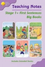 Oxford Reading Tree: Stage 1+: First Sentences: Big Book Tea