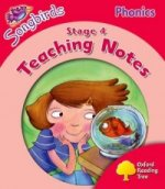 Oxford Reading Tree: Stage 4: Songbirds Phonics: Teaching No