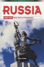 Russia 1855-1991: From Tsars to Commissars