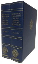 Historical Thesaurus of the Oxford English Dictionary