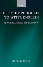 From Empedocles to Wittgenstein