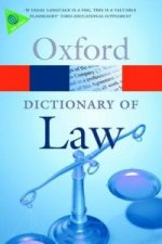 OXFORD DICTIONARY OF LAW 7th Edition (Oxford Paperback Reference)