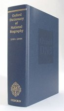 Oxford Dictionary of National Biography 2001-2004