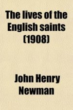 Lives of the English Saints (1908)