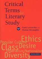Critical Terms for Literary Study