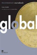 Global Pre Intermediate Student's Book Pack