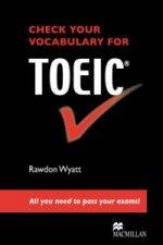 Check Vocabulary for TOEIC SB