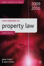 Core Statutes on Property Law