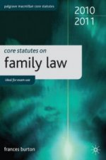 Core Statutes on Family Law