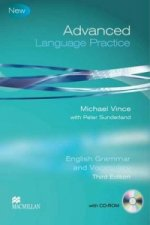 Advanced Language Practice + Key with Macmillan English Dict