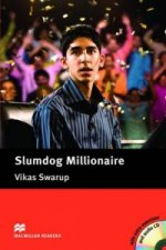Macmillan Readers: Slumdog Millionaire with CD Pack