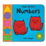 Shape Sorters: Numbers
