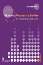 Business Vocabulary Builder with Audio CD