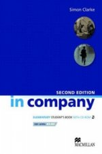 In Company Elementary Student's Book & CD-ROM Pack 2nd Edition
