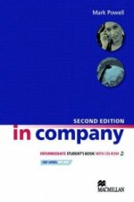 In Company Student's Book & CD-ROM Pack Intermediate Level