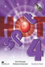 Hot Spot 4 Student's Book & CD-ROM Pack