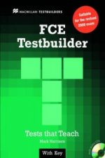 New FCE Testbuilder Student's Book+key Pack