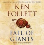 Fall of Giants, 12 Audio-CDs. Sturz der Titanen, 12 Audio-CDs, englische Version