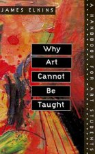 Why Art Cannot be Taught