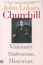 Churchill: Visionary. Statesman. Historian.