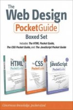 Web Design Pocket Guide Boxed Set (Includes The HTML Pocket Guide, The JavaScript Pocket Guide, and The CSS Pocket Guide)