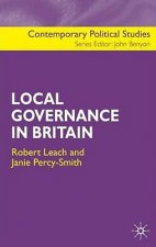 Local Governance in Britain
