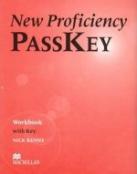 New Prof Passkey WB with Key