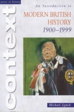 Introduction to Modern British History, 1890-1990