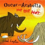 Oscar and Arabella Hot Hot Hot