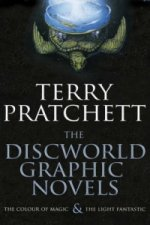 Discworld Graphic Novels: the Colour of Magic and the Light