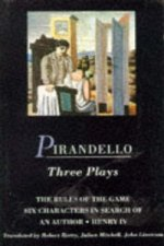 Pirandello Three Plays