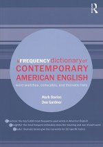 Frequency Dictionary of Contemporary American English