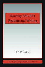 Teaching ESL/EFL Reading and Writing