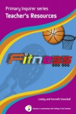 Primary Inquirer Series: Fitness Teacher Book