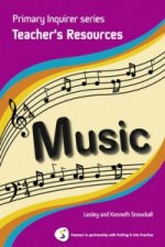 Primary Inquirer Series: Music Teacher Book