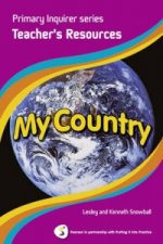 Primary Inquirer Series: My Country Teacher Book